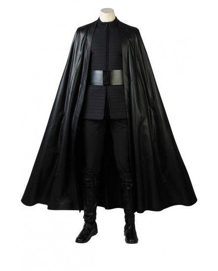 Kylo Ren Costume Of Star Wars The Last Jedi Star Wars Outfits Sith Costume Kylo Ren Costumes