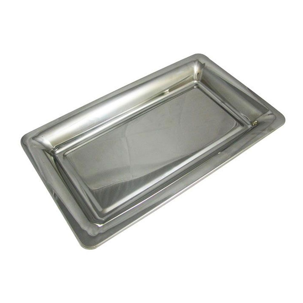 21 1 2 X 13 X 2 Inch Stainless Steel Full Size Display Pan Case Of 2 Stainless Steel Food Storage Steel Restaurant Stainless Steel