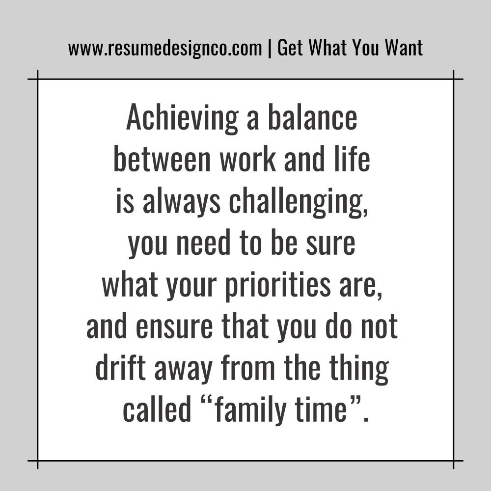 Work Life Balance Quote Career Insights Worklife Balance  Work Life Balance Career And