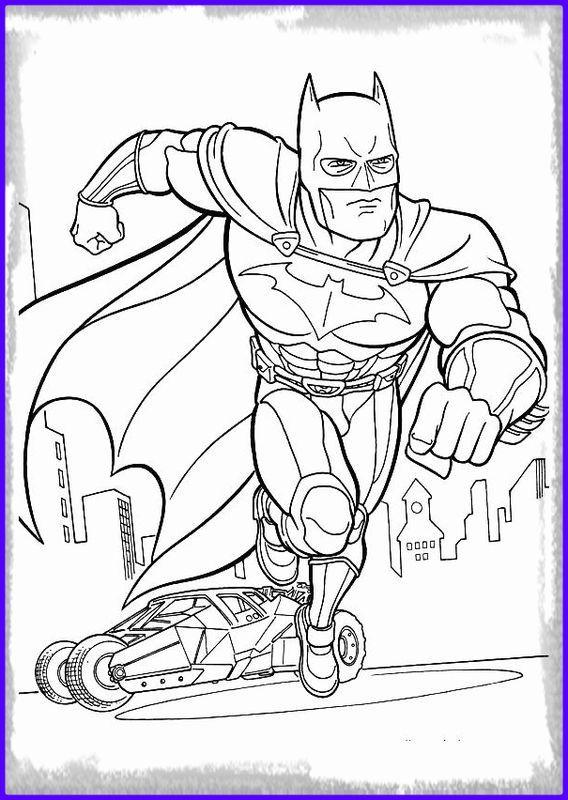 Te Cuento Un Cuento Dibujos De Superheroes Para Colorear Batman