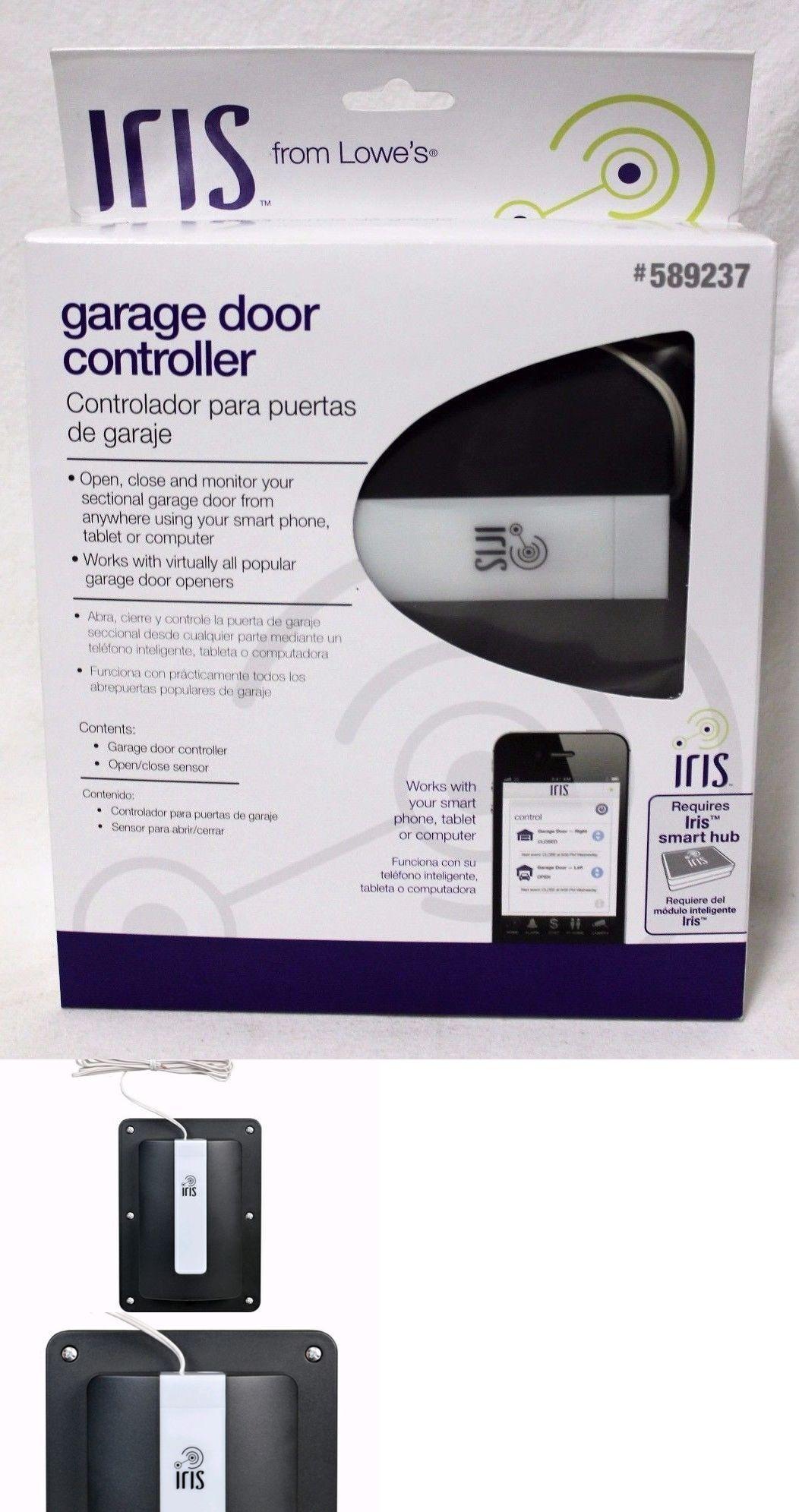 Home Automation Modules Iris Garage Door Controller Internet