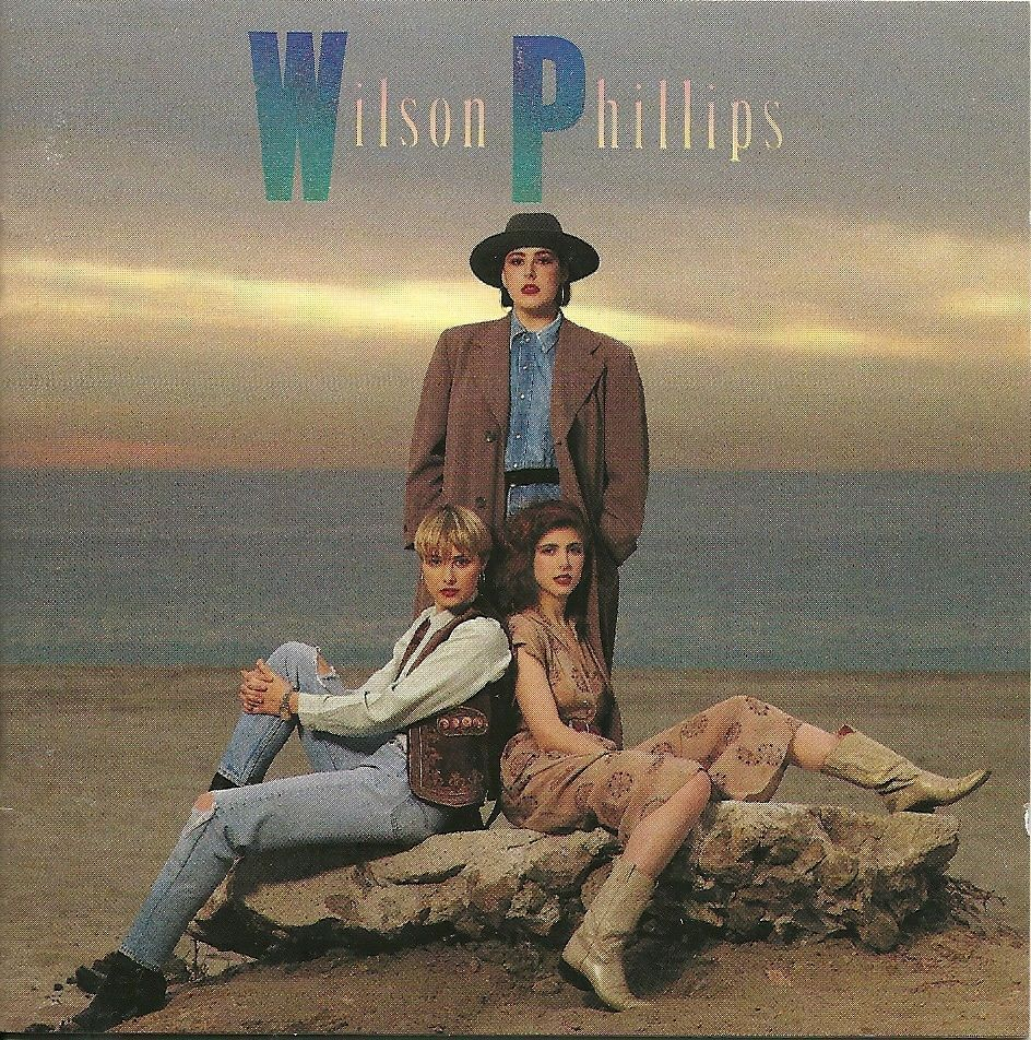 February 12 Happy birthday to Chynna Phillips [Wilson Phillips] Self Titled CD
