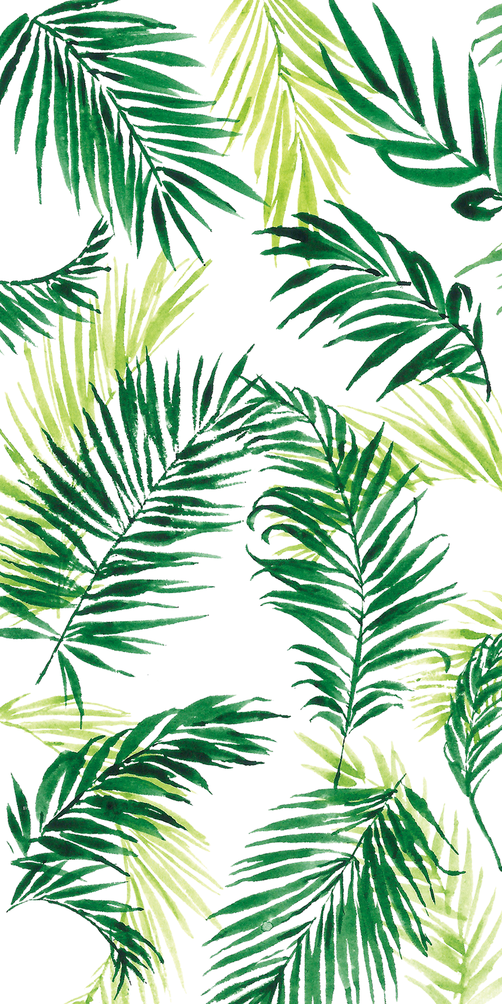 Leaves Greens Green Nature Botanical Casetify Iphone Phone Case Cases Art Design Illust Iphone Background Wallpaper Plant Wallpaper Leaf Wallpaper