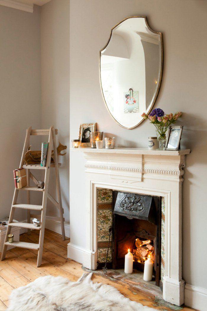 False chimney – for a decorative bonfire images