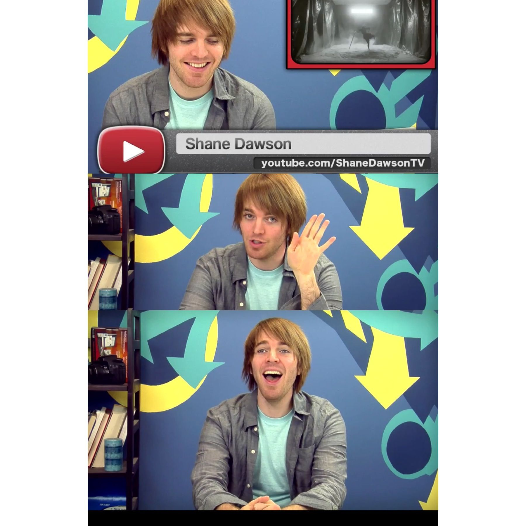 Shane Dawson, Youtube