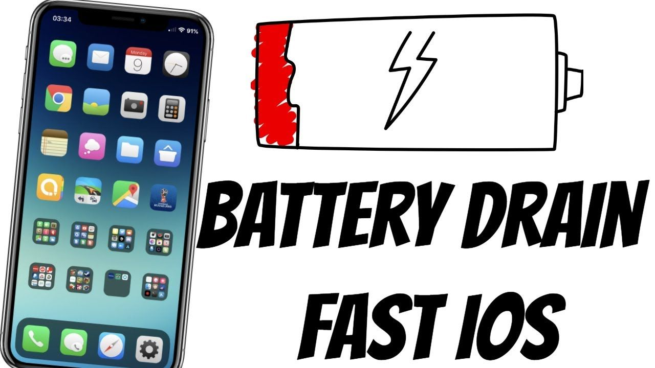 iOS 12.3.1 Battery Draining Fast After Update iPhone