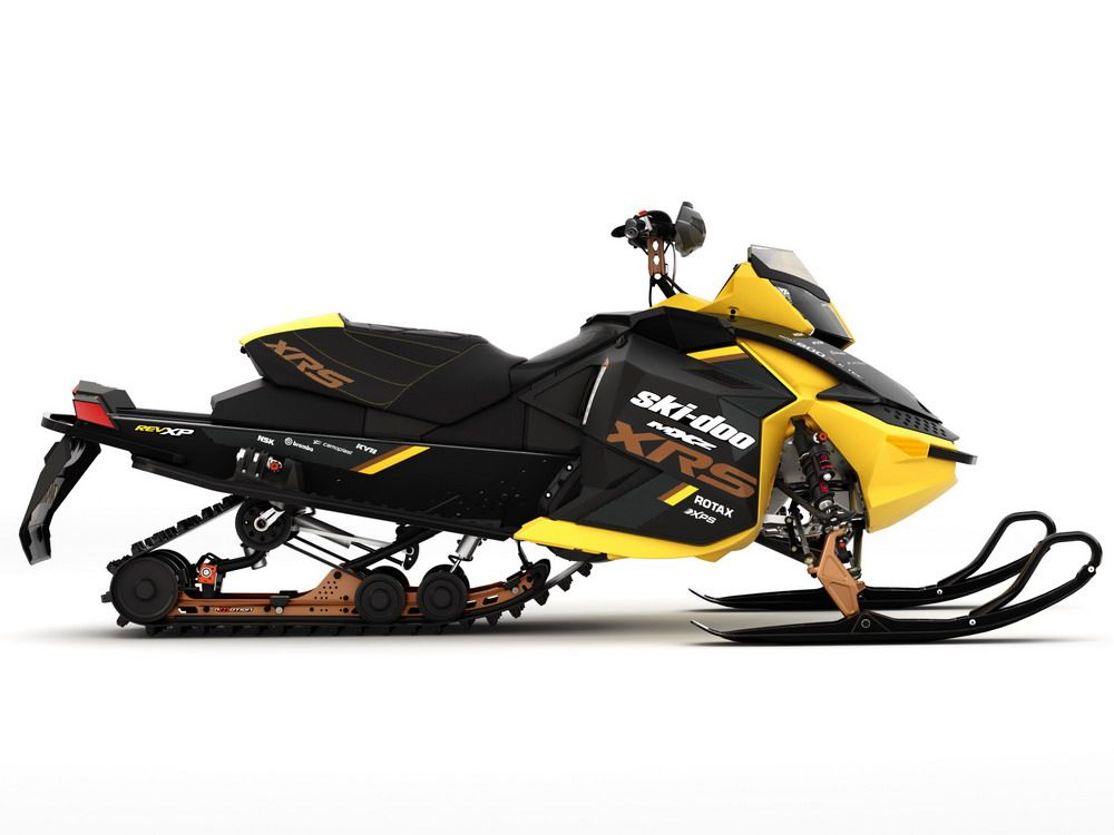 Ski Doo Snowmobile Is Going To Be First Purchase Of Winter ReBuilding