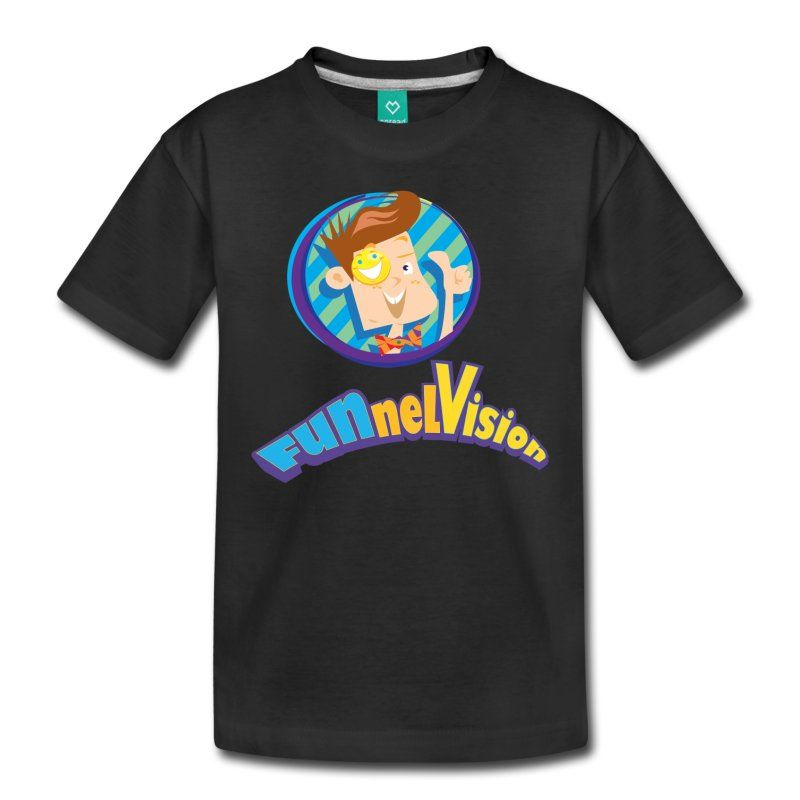 FUNnel Vision We Slay All Day Kids/' Premium T-Shirt by Spreadshirt™