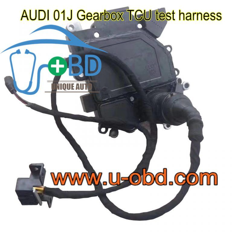 AUDI 01J Gearbox TCU test harness platform cables | Things