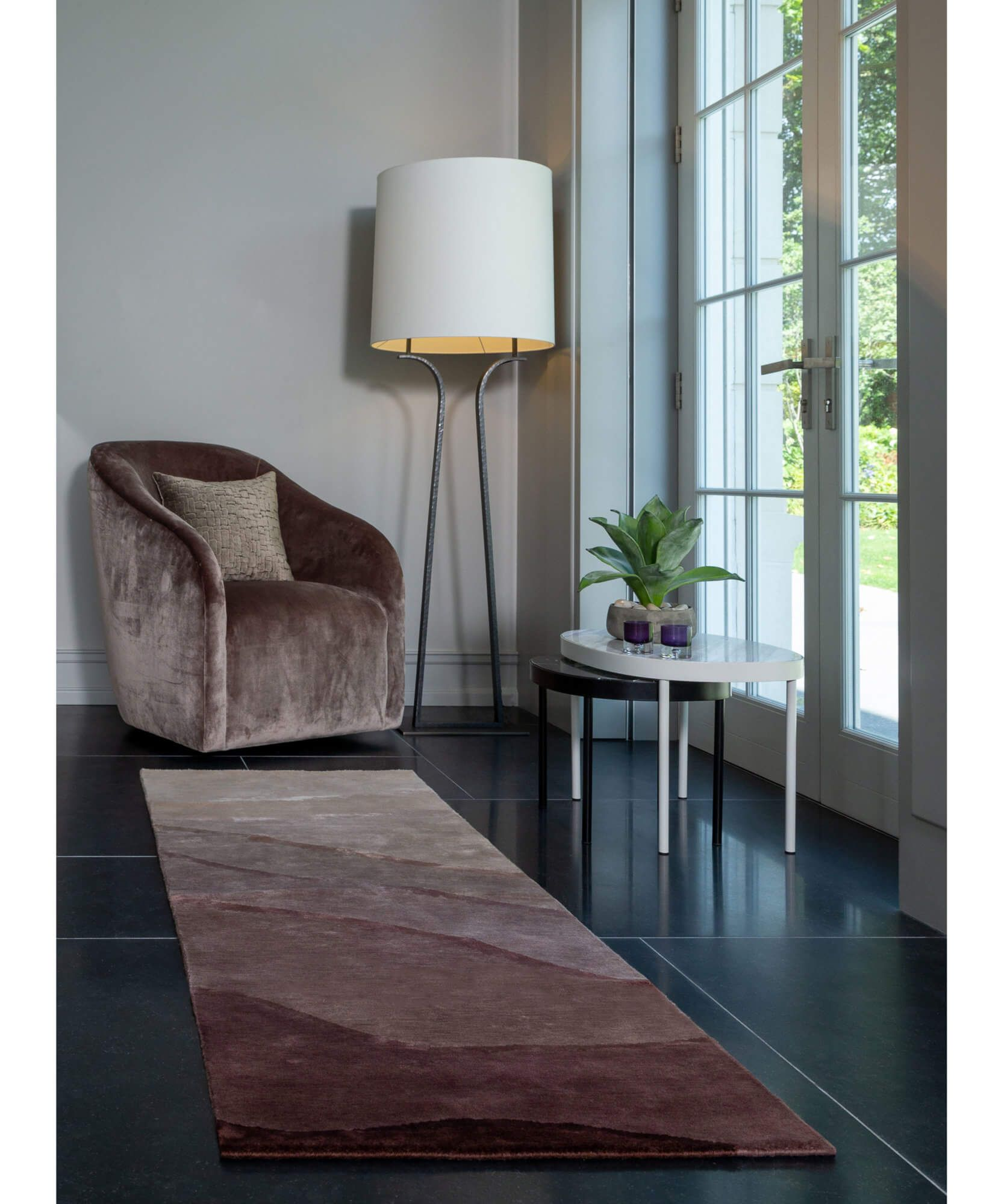 Landscape Carpet Runner (With images) Rugs uk, Brown