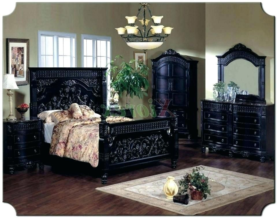 Colorful Gothic Bedroom Furniture For Arts Awesome And