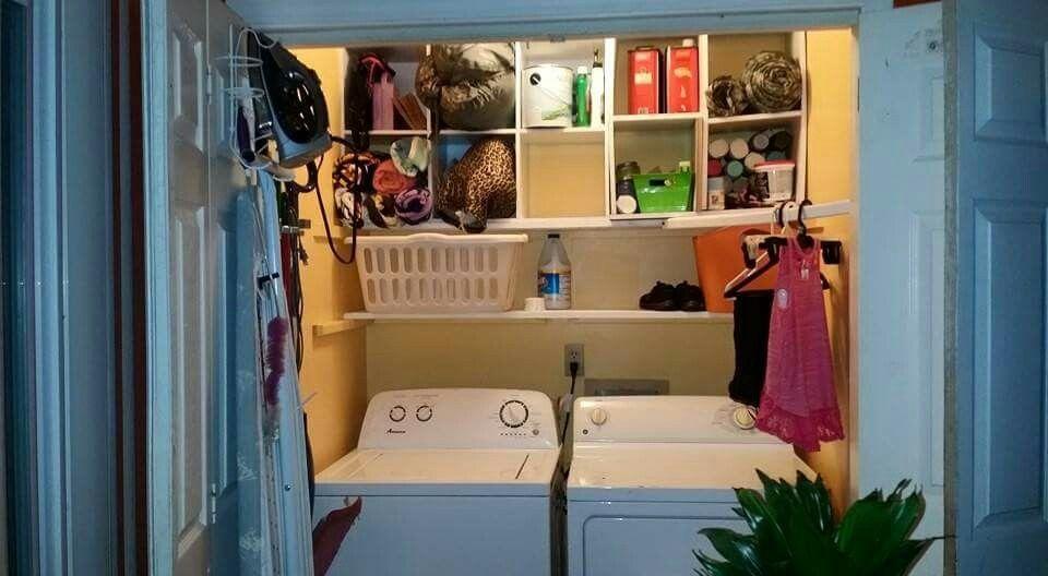 Laundry redo