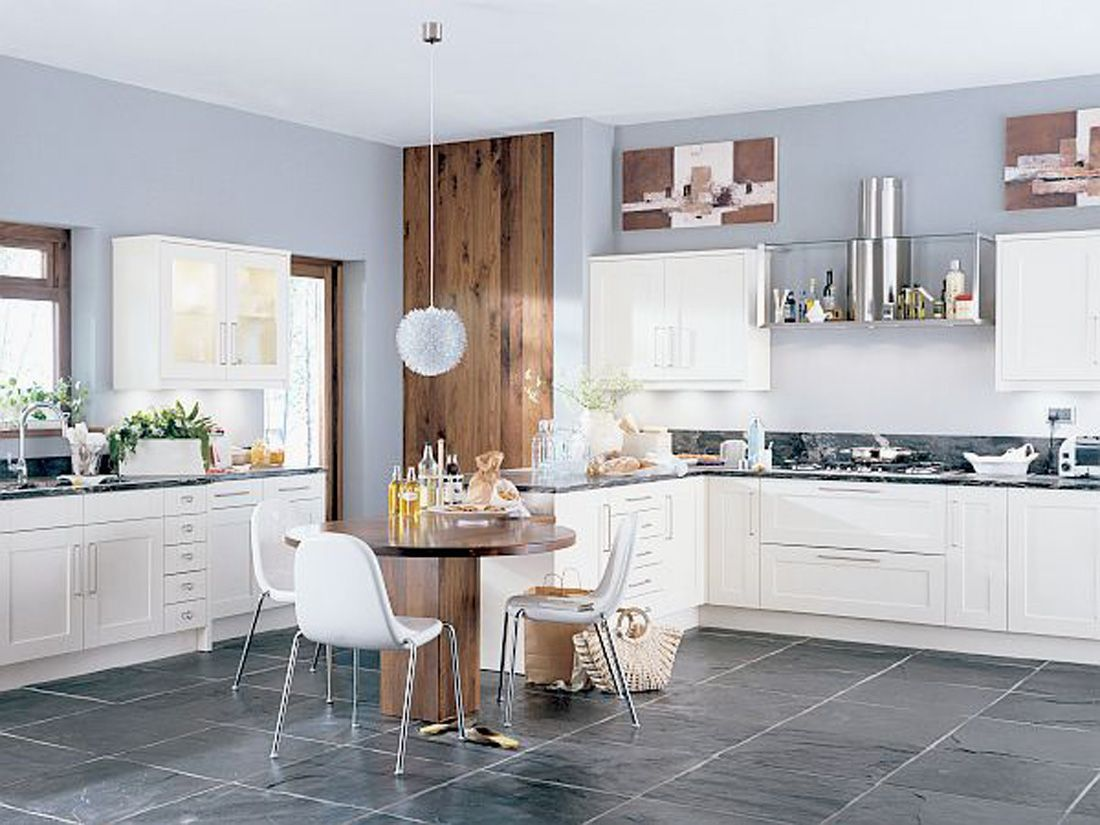Perfect Best Light Grey Wall Paint | Kitchen design & colors ...