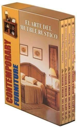 Dise os de muebles rusticos ideas trabajos en madera for Diseno de muebles rusticos de madera