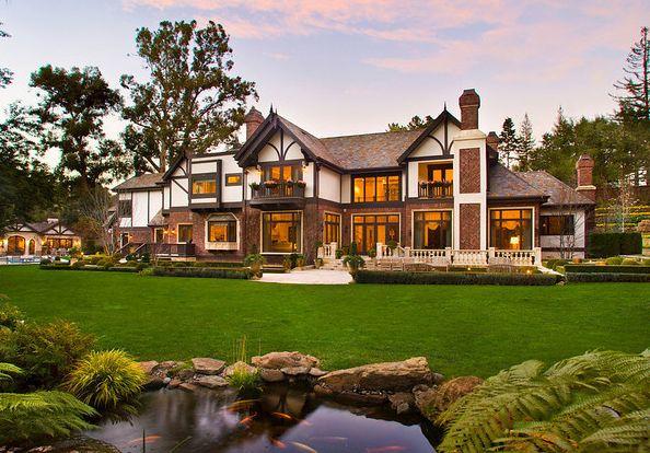 Tudor mansion
