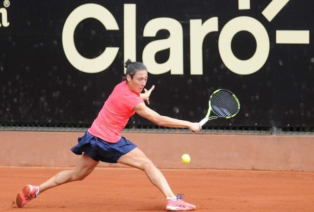 TOP TENNIS: FINALE WTA RABAT SCHIAVONE-PAVLYUCHENKOVA 👍💪🎾🏆...