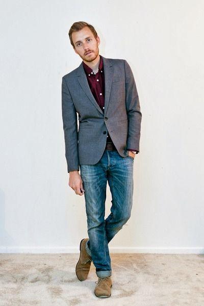 827f3359153 entrepreneur blazer jeans men - Google Search