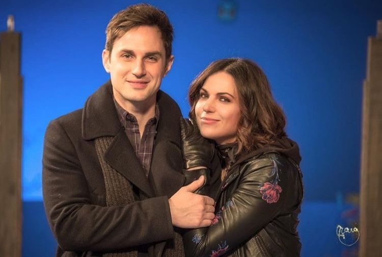 Andrew And Lana Ouat Once Upon A Time