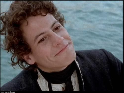 Horatio Hornblower's awesome smile