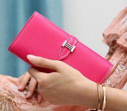 Fashion Women Wallet Drawstring High