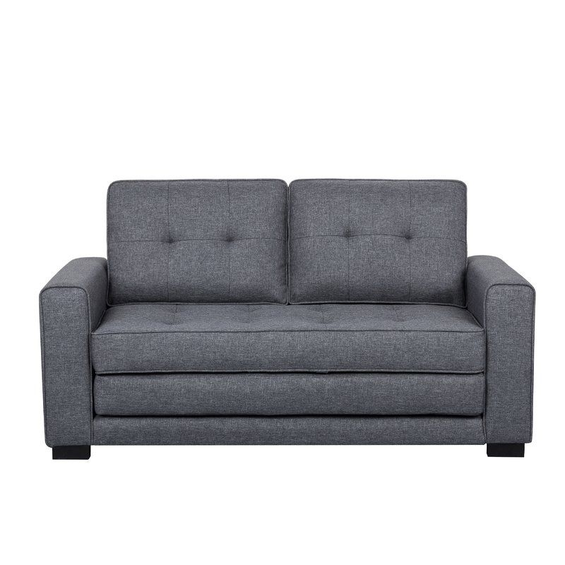 Loveseat With Bed In 2020 With Images Loveseat Sleeper Love