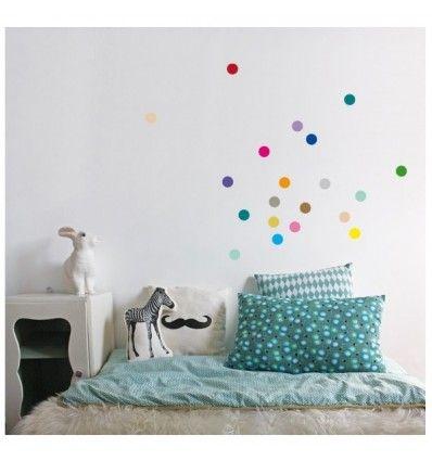 stickers confettis