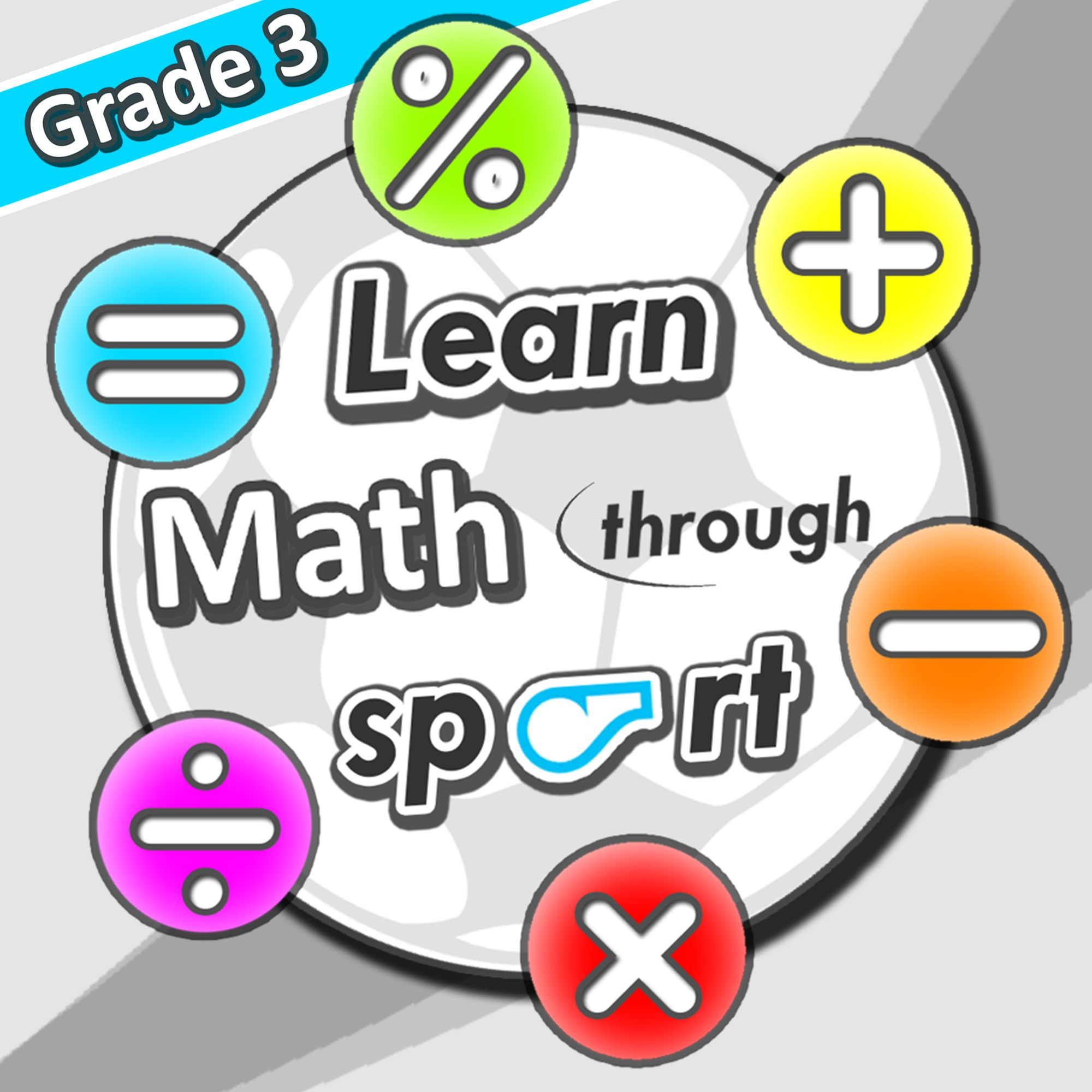 Learn Math Through Sport Grade 3 Pe Games Worksheets