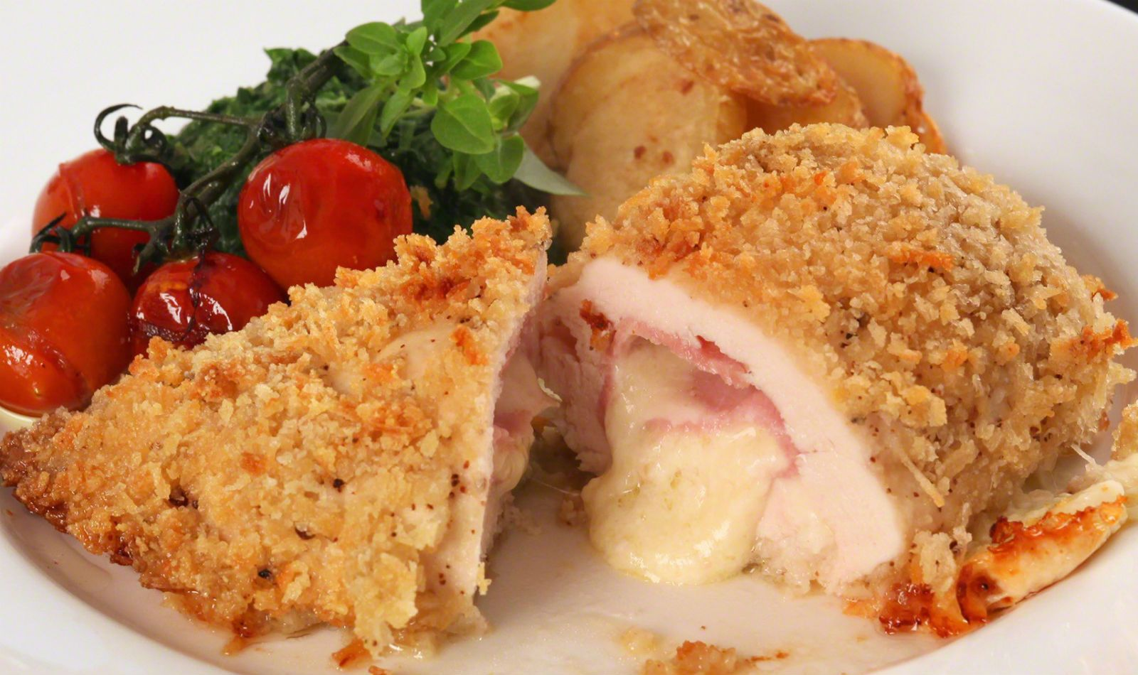 Pechugas A La Cordon Blue Chicken Cordon Bleu Chicken Cordon Cordon Bleu