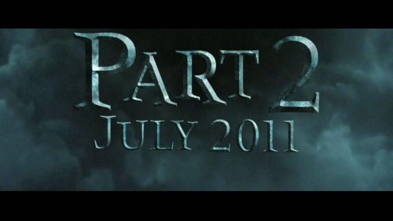 Hd Harry Potter Y Las Reliquias De La Muerte Parte 2 Trailer Español L Reliquias De La Muerte Harry Potter Tráiler