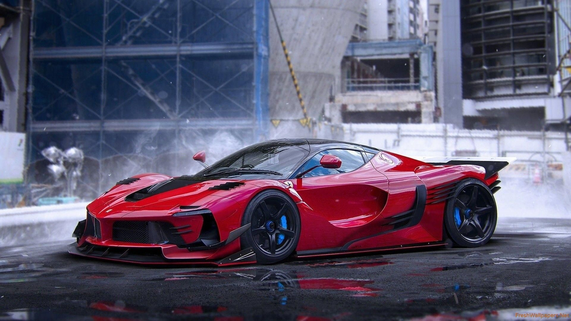 Resultado De Imagem Para Laferrari Wallpaper Red Sports Car Sports Car Ferrari Laferrari