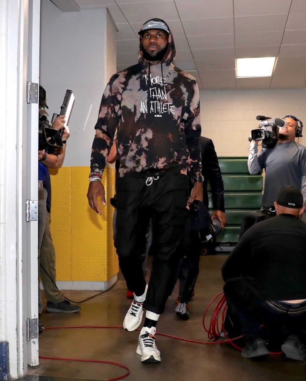 Fits Of The Week Jimmy Butler Stunts In Philly Debut Cp3 Brings The Denimdrip Nba Fashion Off White Pants Bape Jacket [ 1243 x 1000 Pixel ]