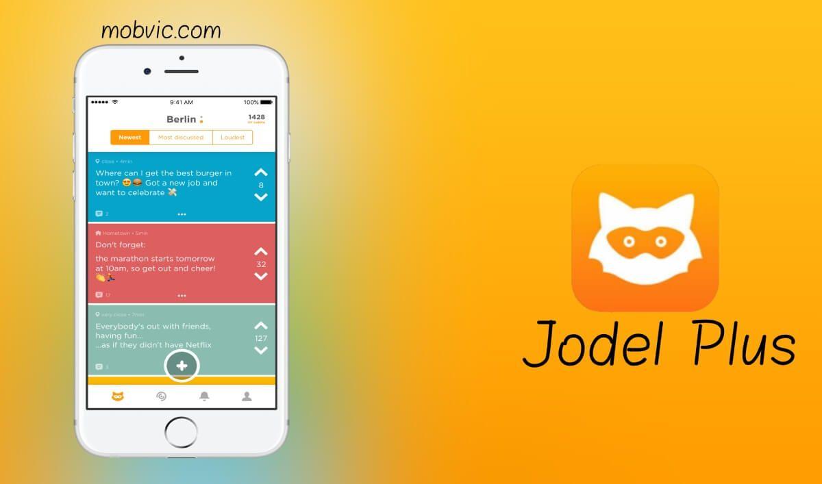 كيفية تحميل يودل بلس للايفون Jodel Plus 2020 يودل بلس مكرر Ios 14 App Bes Electronic Products