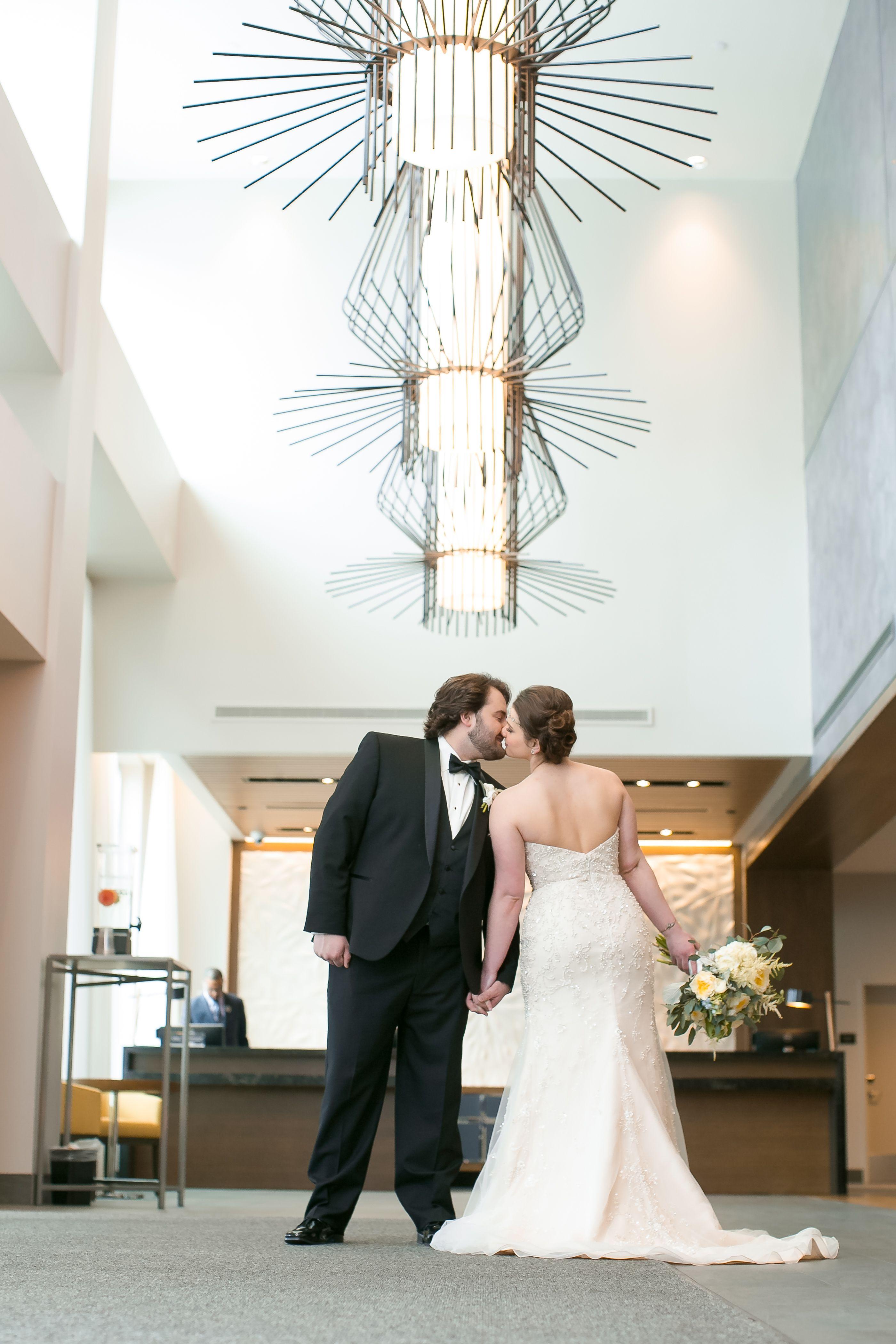 Hyatt Regency By Mall Of America Weddings Wedding Strapless Wedding Dress Event Space