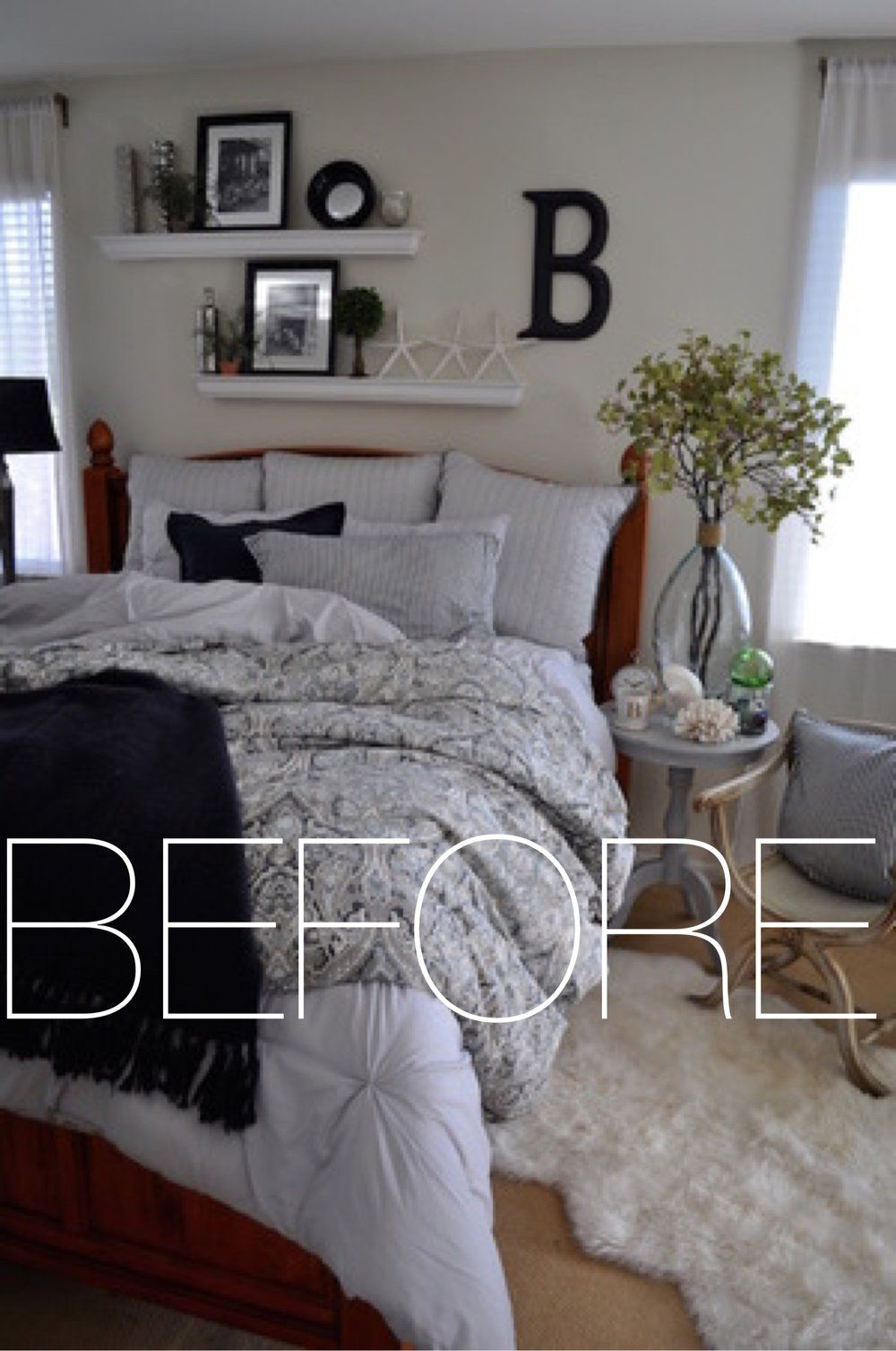 Decoration ideas for bedroom jul  bedroom decorating ideas before and after  bedrooms master
