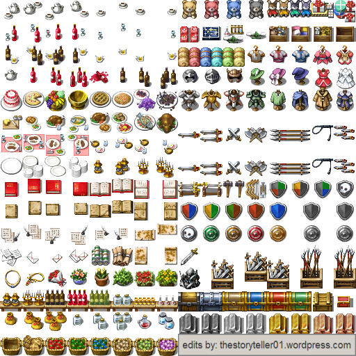 RPG SHOP - Google Search | Game Items & Icons | Rpg maker vx