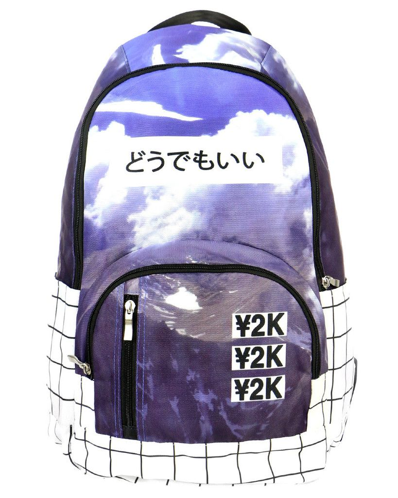MODA vaporwave 1   fashion   Backpacks, Vaporwave fashion, Fashion 2ddef0fbe6