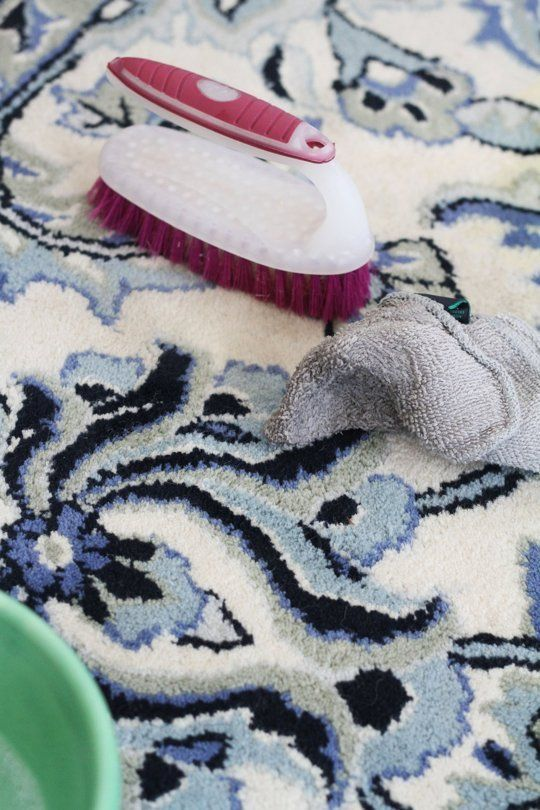 How To Clean Food Pet Stains From A Wool Rug Clean Wool Rug