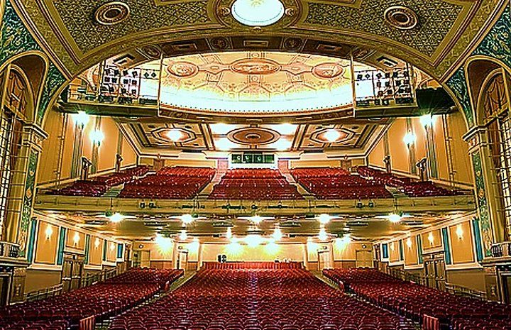 The Allen Theater Playhouse Square Cleveland Ohio Close To Home