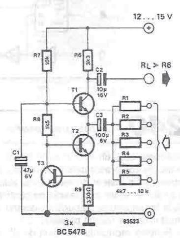 Admirable Very Simple Audio Mixer Cir Cuit Circuits Audio Schematic Audio Wiring Cloud Philuggs Outletorg