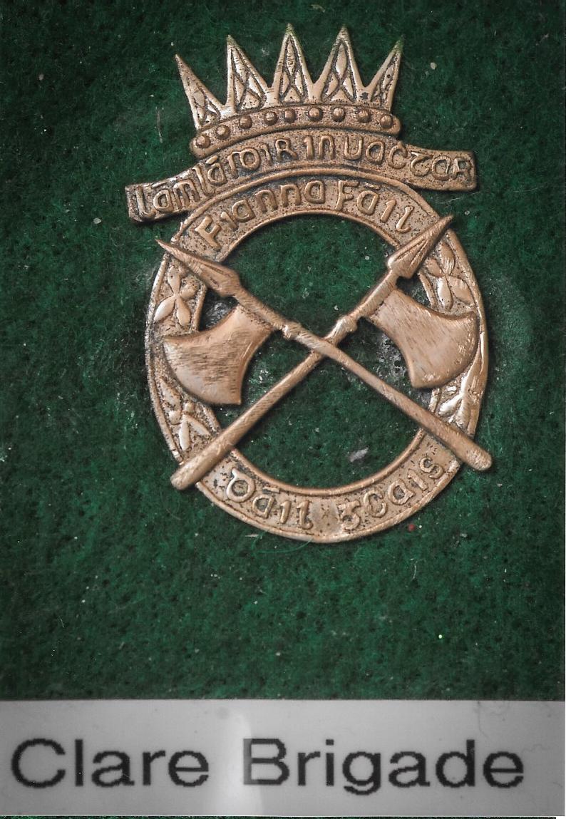 Ireland Freedom Ribbon Pin Irish Republican Tri//Color Erie//Saoirse Badge New