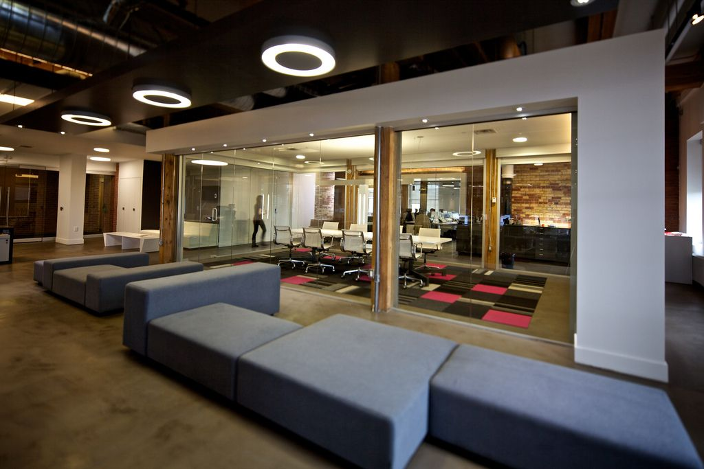 Interior design offices office interiors interior walls open office