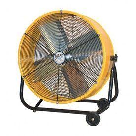 130 24 In High Velocity Fan Industrial Fan Shop Fans