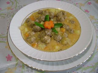 Photo of Birsel and İrem: Sour Meatballs