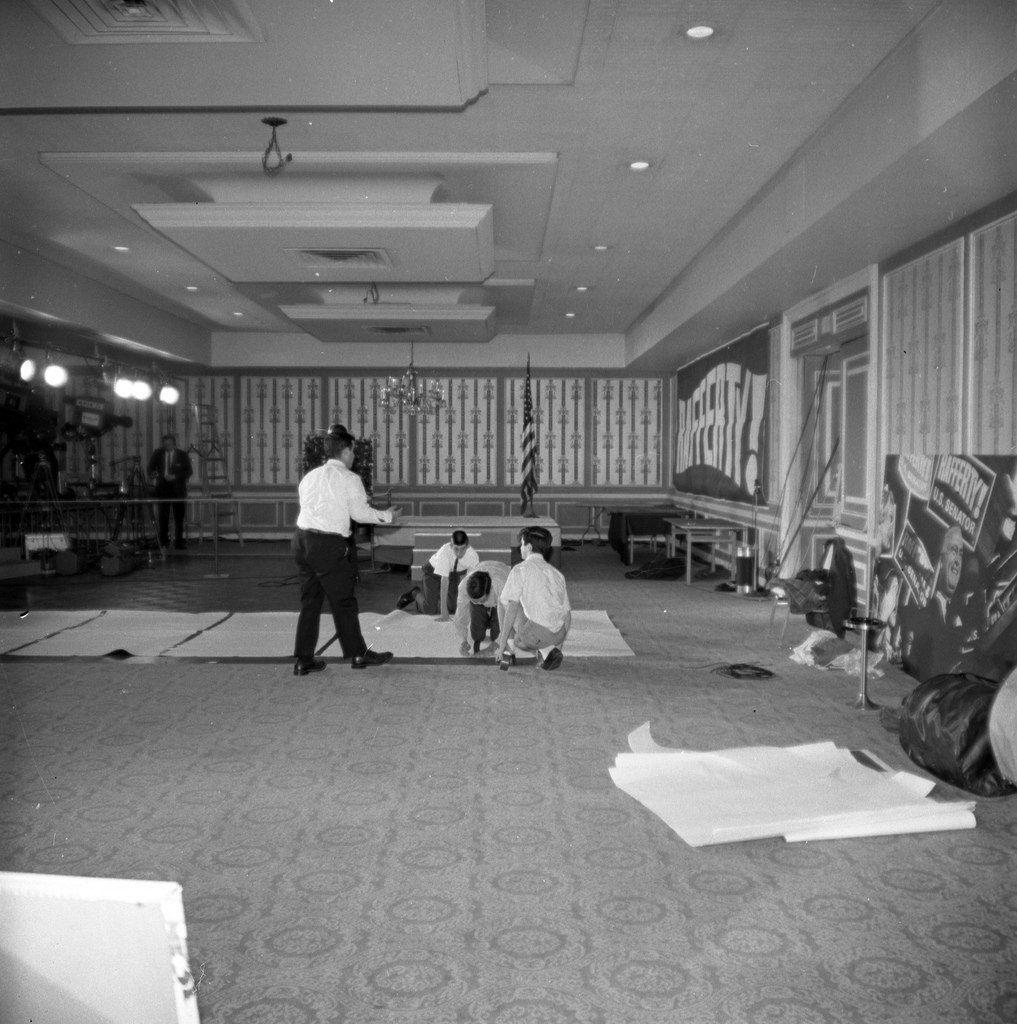 June 4 1968 Ambassador Hotel Vintage Collection
