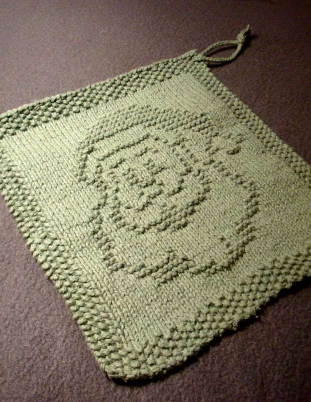 Dishcloth and Washcloth Knitting Patterns | Pinterest | Knitting ...
