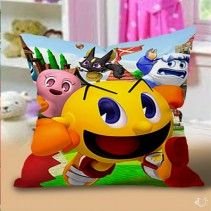 Pac Man Party Pillow Cases