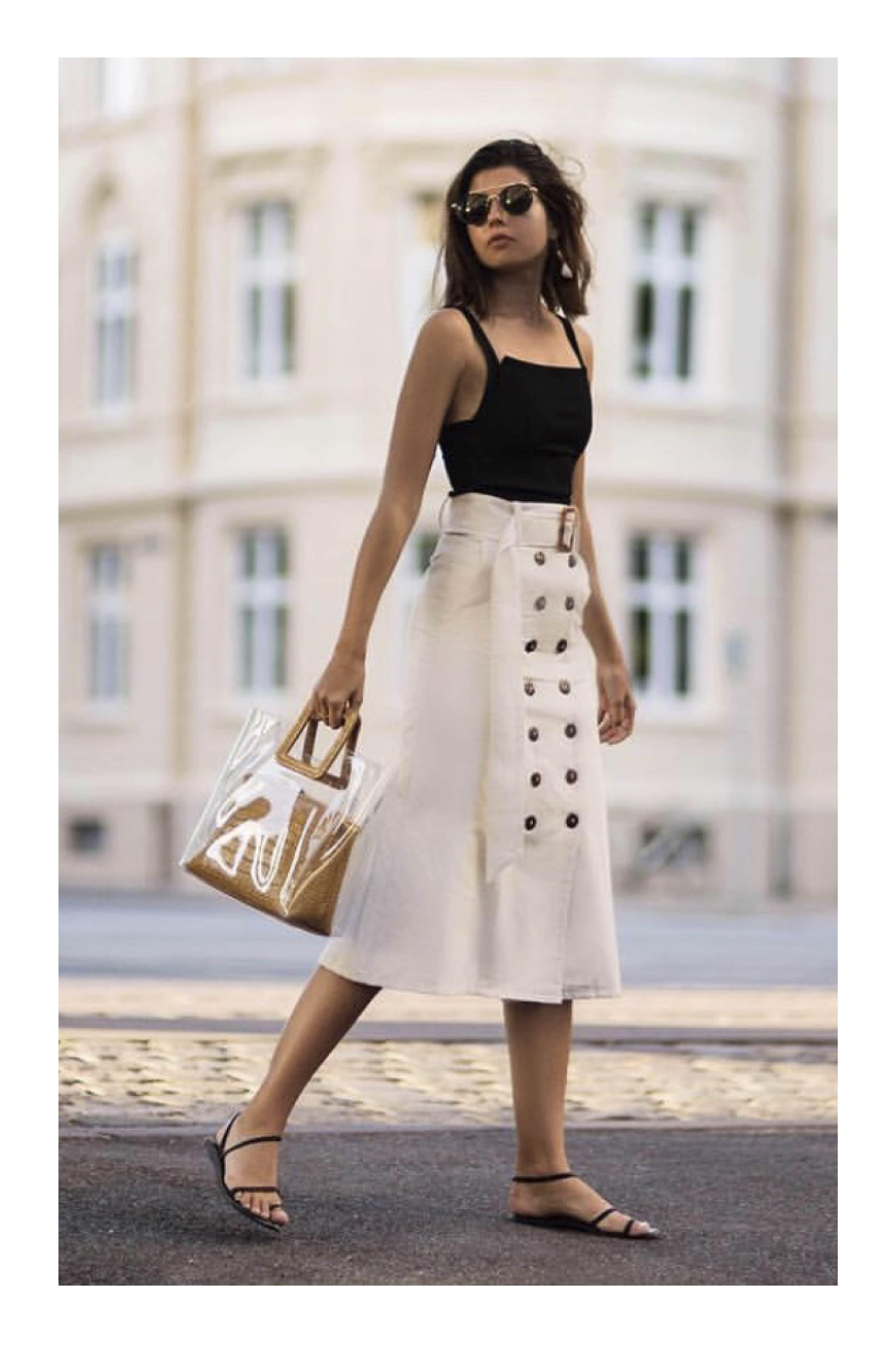 2266b64f0 5 tipos de faldas que son imprescindibles en tu armario en 2019 ...