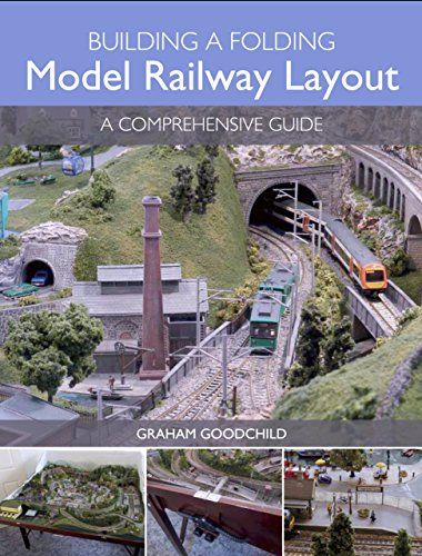 Building a Folding Model Railway Layout: A Comprehensive