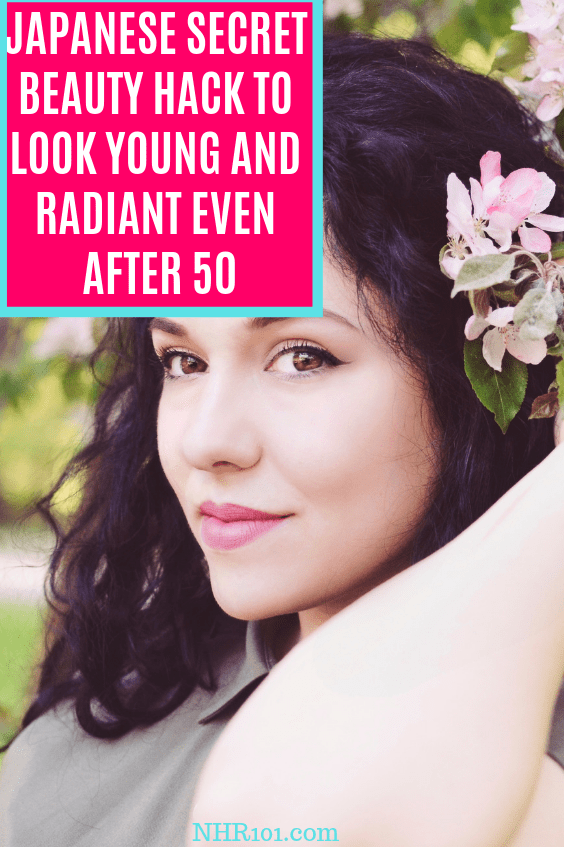 Japanese Secret Beauty Hack To Look Young And Radiant Even After 50 Natural Home Remedies Beauty Hacks Beauty Skin Care Beauty Skin