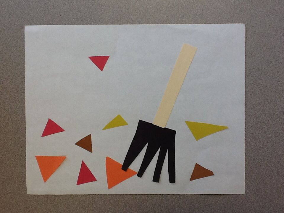 23 year old fall craft we are talking about triangles